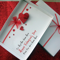 Happy Valentine Day - Design your own names