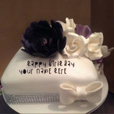 Birthday Cakes name pictures - Beautiful Cake