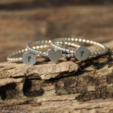 Couple Bracelets - Design your own names