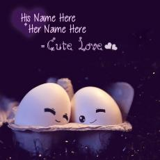 Cute Love - Design your own names