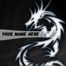 Dangerous Dragon - Design your own names