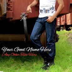 Boys name pictures - Fashion Jeans