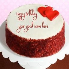 Happy Birthday Cake - Design your own names
