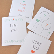 Alphabets name pictures - Hugs and Kisses