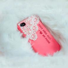 I Love My Phone Girly - Design your own names