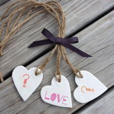 Alphabets name pictures - Love Hearts