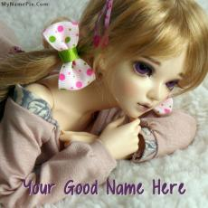 Lovely Doll - Design your own names