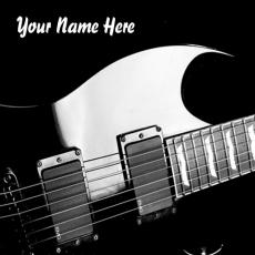 Play Guitar - Design your own names