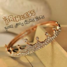 Princess Crown - Design your own names