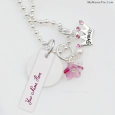 Princess Necklace - Design your own names