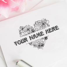 Toletto Heart Note - Design your own names