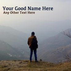 On the Top - Design your own names