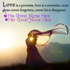 Love name pictures - Romantic Quotes