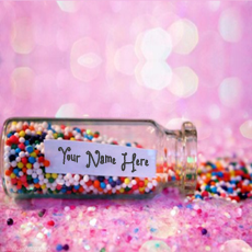 Wish Jar - Design your own names