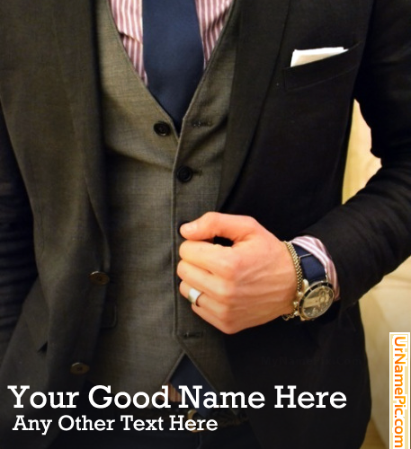 Design your own names of Classy Style