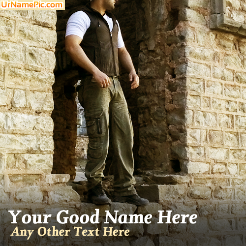 Design your own names of Dashing Dude