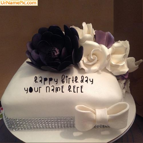 Design your own names of Beautiful Cake