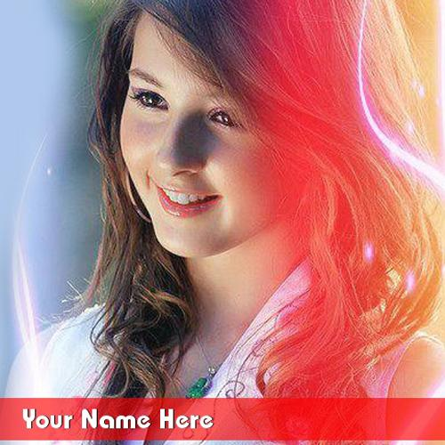 Design your own names of Beautiful Girl