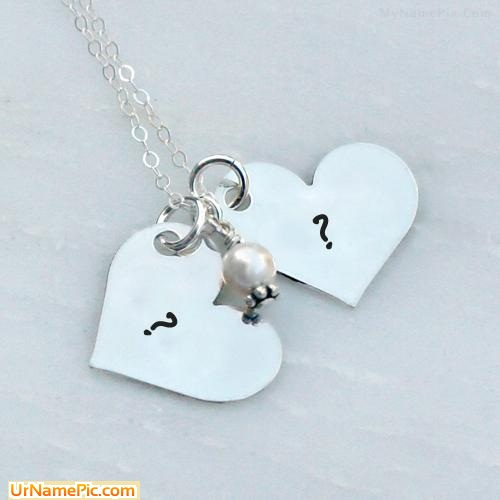 Design your own names of Couple Hearts