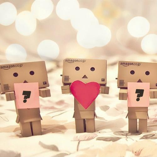Design your own names of Danbo Love