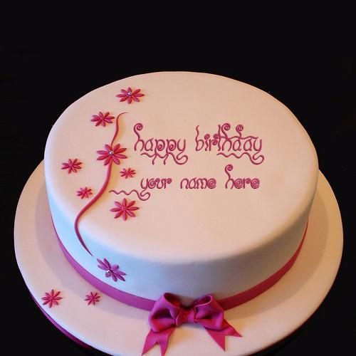 Design your own names of Geez Birthday Cake