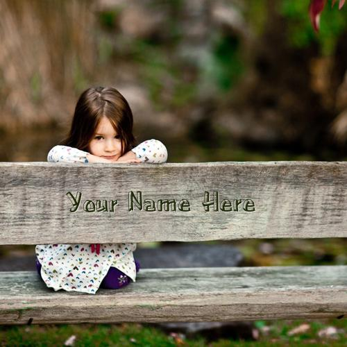 Design your own names of Little Girl
