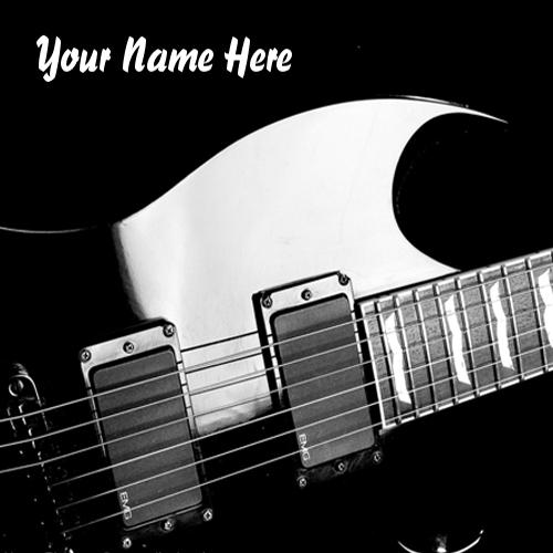 Design your own names of Play Guitar