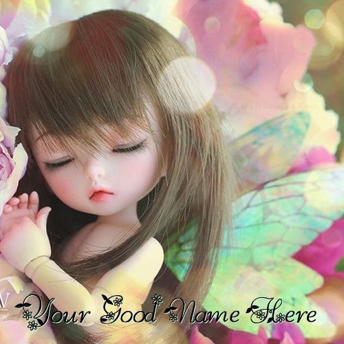 Sweet Little Doll Name Picture Dolls Name Generator